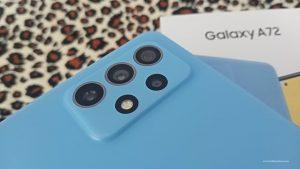 Kamera Belakang Samsung Galaxy A72