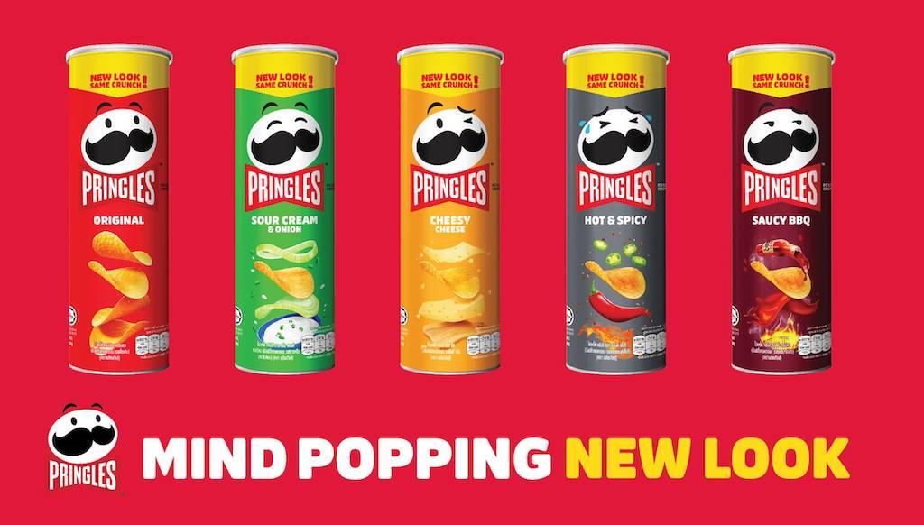 Pringles Berwajah Baru