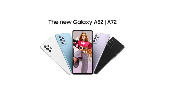 Samsung Galaxy A52 | A72