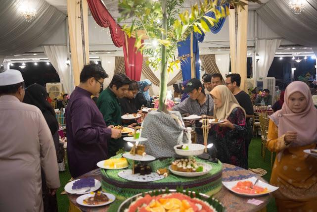Bufet Ramadan 2021 | Lugar De La Boda @ Puchong Pada Harga RM59 (Early Bird)