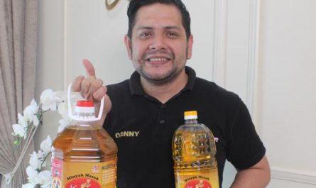 Danny Minyak Masak Kijang Gold