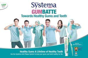 Systema Gumbatte Towards Healthy Gums & Teeth