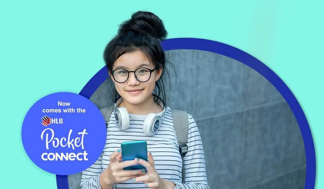HLB Pocket Connect