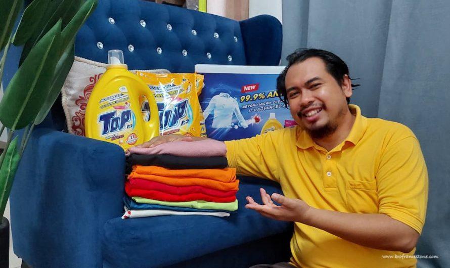 Komitmen TOP Dalam Inovasi Teknologi Pencuci Pakaian Untuk Pemulihan Pandemik