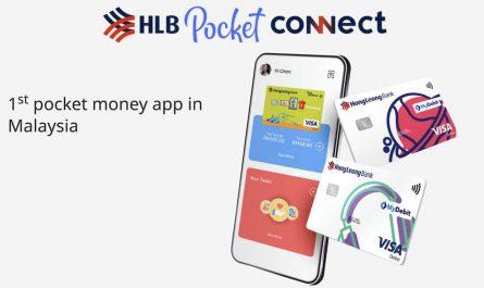 Pengurusan Kewangan HLB Pocket Connect