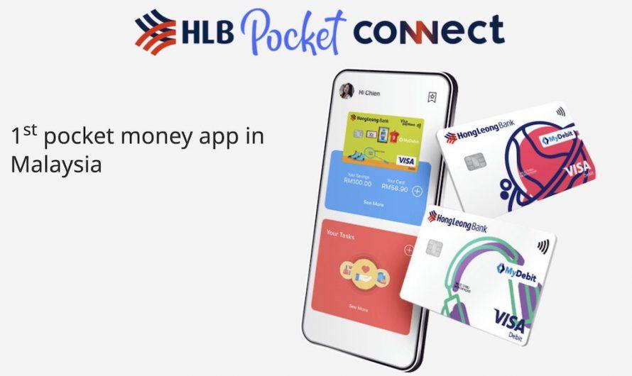 Didik Anak Cara Pengurusan Kewangan Yang Betul Dengan HLB Pocket Connect