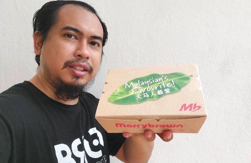 Nasi Lemak MB - Malaysia's Favourite