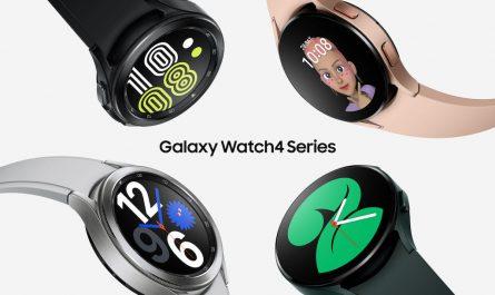 Galaxy Watch4 Series