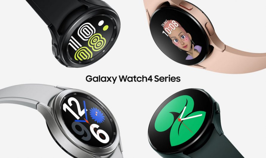 Galaxy Watch4 dan Galaxy Watch4 Classic Inovasi Jam Tangan Pintar